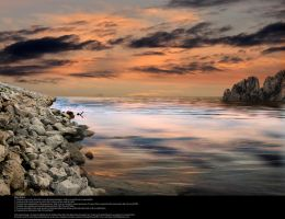 Ripples on the Water - Stock by Thy-Darkest-Hour
