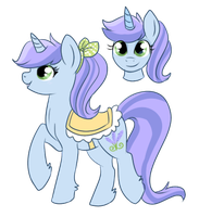 Lavender (Auction!) by lulubellct
