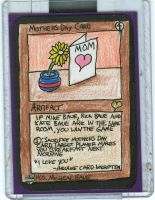 mothers Day Card by MichaelBaue