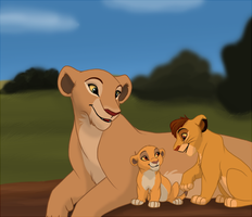 Nala's cubbies by Ashpri