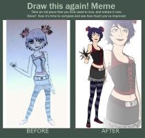 Draw This Again 1 by Sugarling