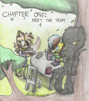 TRTC Chapter 1: Meet the Team by Videogamescool
