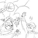 This is why no one play basketball with Torko by comic-maker