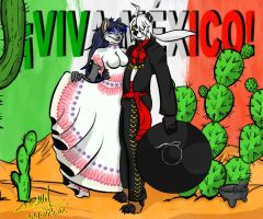 VIVA MeXICO by Asmodeus360