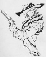 Gunfighter by vlosvaldriss