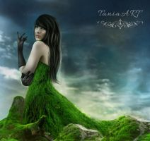 Mother Earth by TaniaART