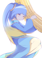 Sona: Diminuendo by Phibonnachee