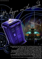 TARDIS ... thing by Unknown-Diva