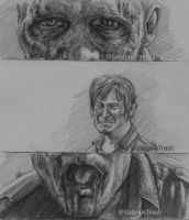 Merle and Daryl by Sabriiistrash