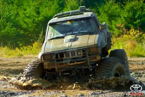 Mud drag 04 by RockRiderZ