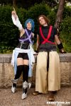 Aqua -Terra KH BbS: All these special moments by DidsRainfall