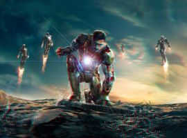 I Am Iron Man 3-D conversion by MVRamsey