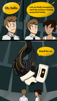 Poor writing page 4 by Sunstreak2000