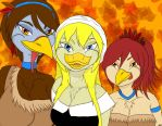 Turducken by animalgirl314
