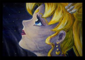 Sailor Moon- Forever Serenity by pink-gizzy