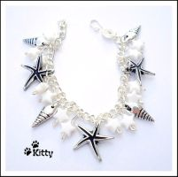 _Secret of the Sea charmbracel by kitica