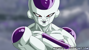 Frieza / Freezer Restoration 01 by Miguele77