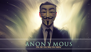 Anonymous Smudge by jaybak