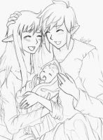 SS ZeLink Sketch by OwlLisa