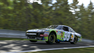 Gran Turismo 5  - Around the ring in a stock car by rossriders
