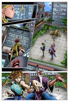 Street fighter page by culdesackidz