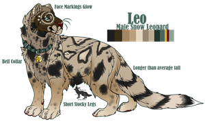 Snow Leopard: SOLD by Makoce