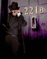 The Address Is 221b Baker by KoziBot