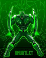 Villain: GAUNTLET by EricLinquist