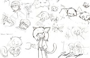 VGCats Animated Scrapbook1 by JoeWicked