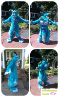 Zyll Fursuit by Whaleosaur