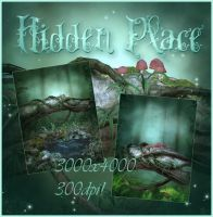 Hidden Place small pack by moonchild-lj-stock