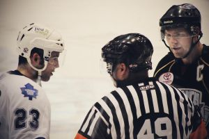 Arguing with the Ref by LevisPhotography
