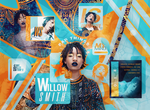 +EDICION : Bad Things   Willow by CAMI-CURLES-EDITIONS