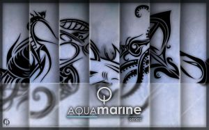 AquaMarine Series by MPtribe
