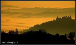 CASTELPLANIO (AN) - THE VALLEY AT THE SUNRISE by MarcoLorenzetti