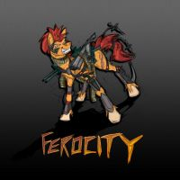 Ferocity by CrownePrince