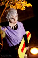HUNTER x HUNTER : Mind halott by berylrion