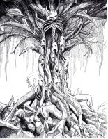 Tree of Flesh by Art-of-the-Seraphim