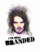 Russell Brand by Jenna-Karl