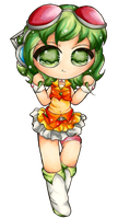 Gumi Megpoid by Ice--Chan