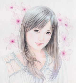 Untitled color pencil by ariel-wind