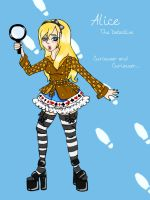 Alice- KellyJane Contest by xCheshireGrin228