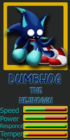 Dumbhog ID by ARTic-Weather