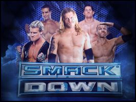 WWE Smackdown Wallpaper by Cre5po