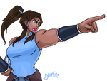 Korra Objects! by Yamino