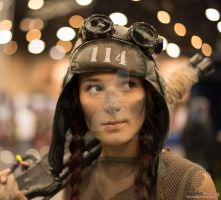 wasteland girl cosplay by Lagueuse