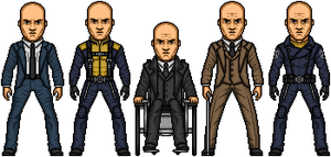 Professor Charles Xavier by Agent-257