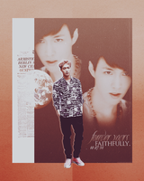10.07.2013 - Happy Yixing Day: Faithfully by pocket-girl
