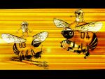 killer BEES by chunkysmurf