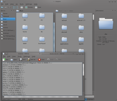 balanced grey KDE 4.6 by Warchief